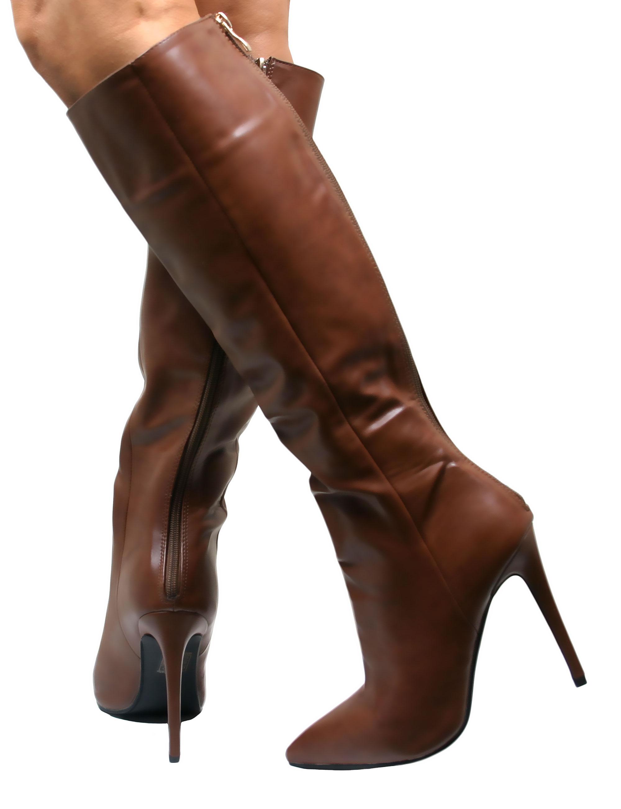 Comfy High Heel Shoes