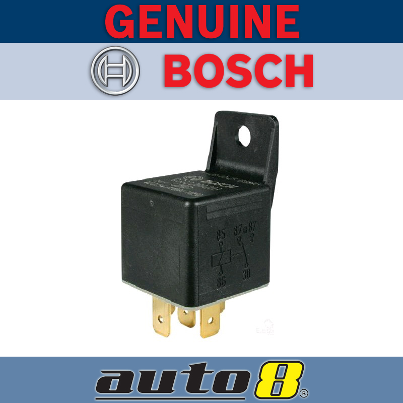 Details about Genuine Bosch Automotive Relay 24V 24 Volt Change Over on