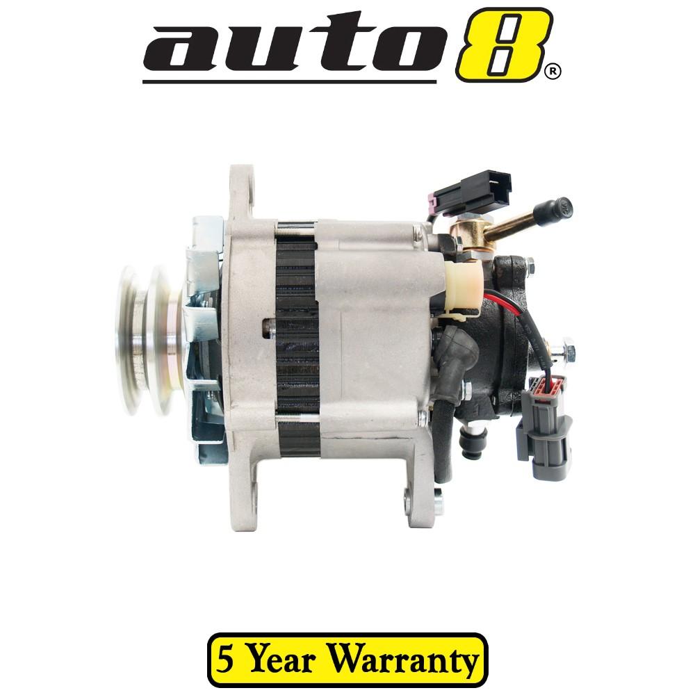 High Output 90Amp Alternator fits Nissan Urvan E24 Diesel 2.7L TD27 1986 -  1993