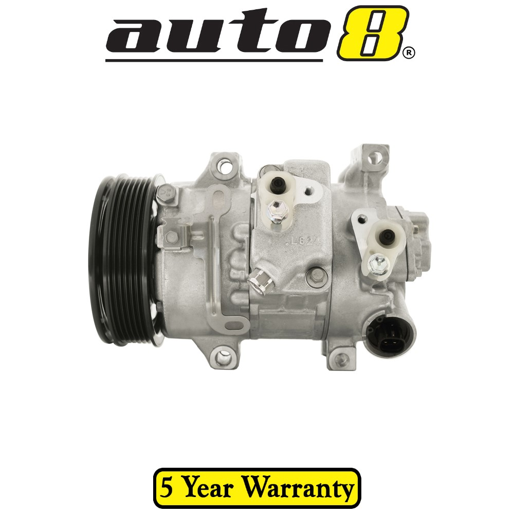 Air Conditioning Compressor Suits Toyota Corolla Zre152r 18l 2zr Fe 2001 Engine Image Is Loading 1
