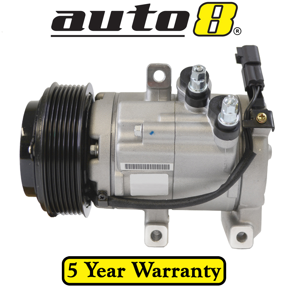 Air Con AC Compressor fits Ford Ranger PX 3.2L Diesel P5AT 09//11-05//15