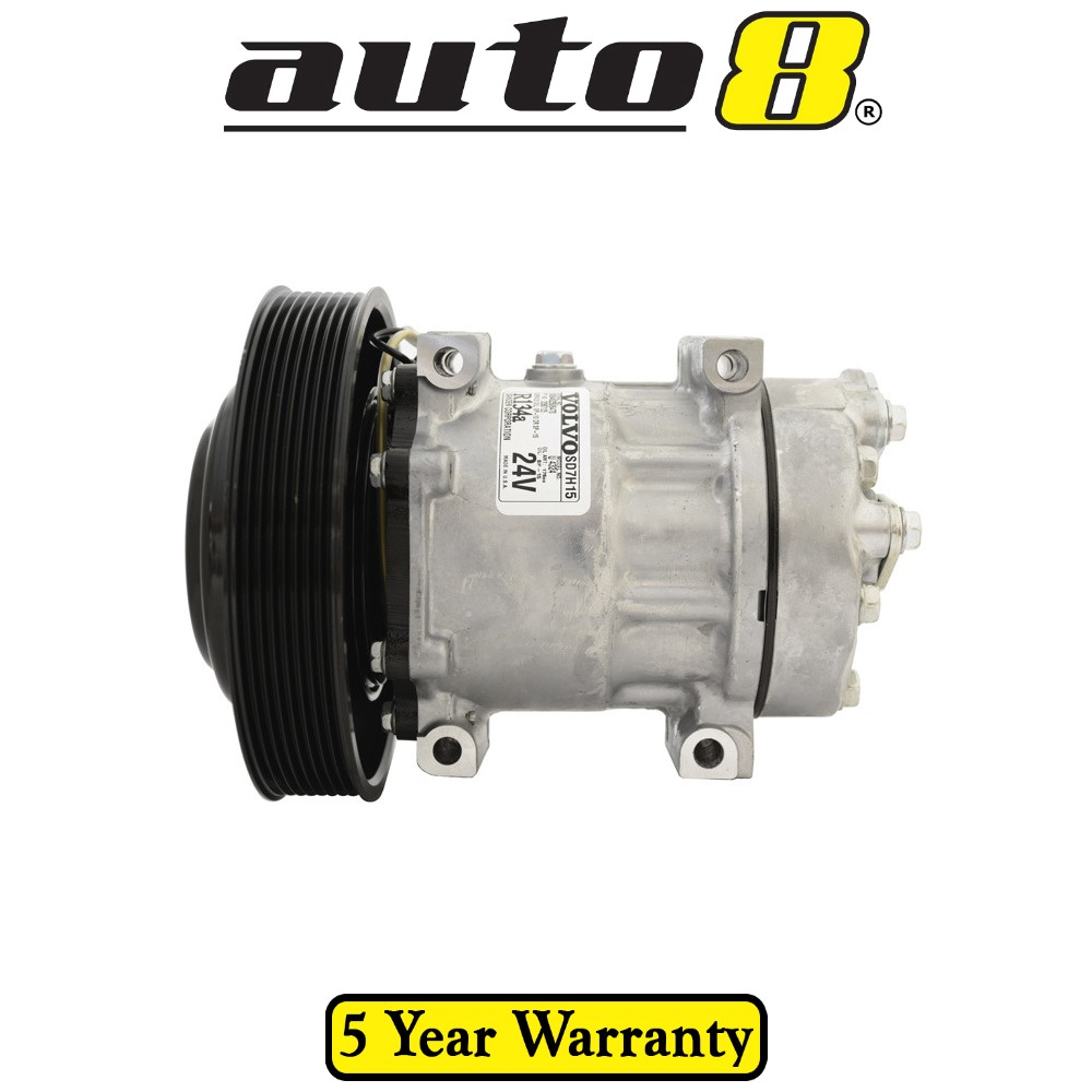 Details about Air Conditioning AC Compressor fits Volvo FH13 12 8L D13  Rigid Truck