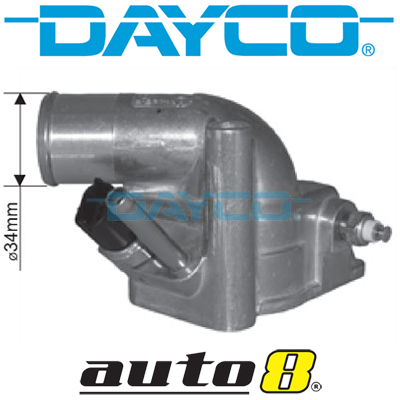 Dayco Automatic Belt Tensioner fits Holden Astra TS 1.8L Petrol Z18XE 2000-2004