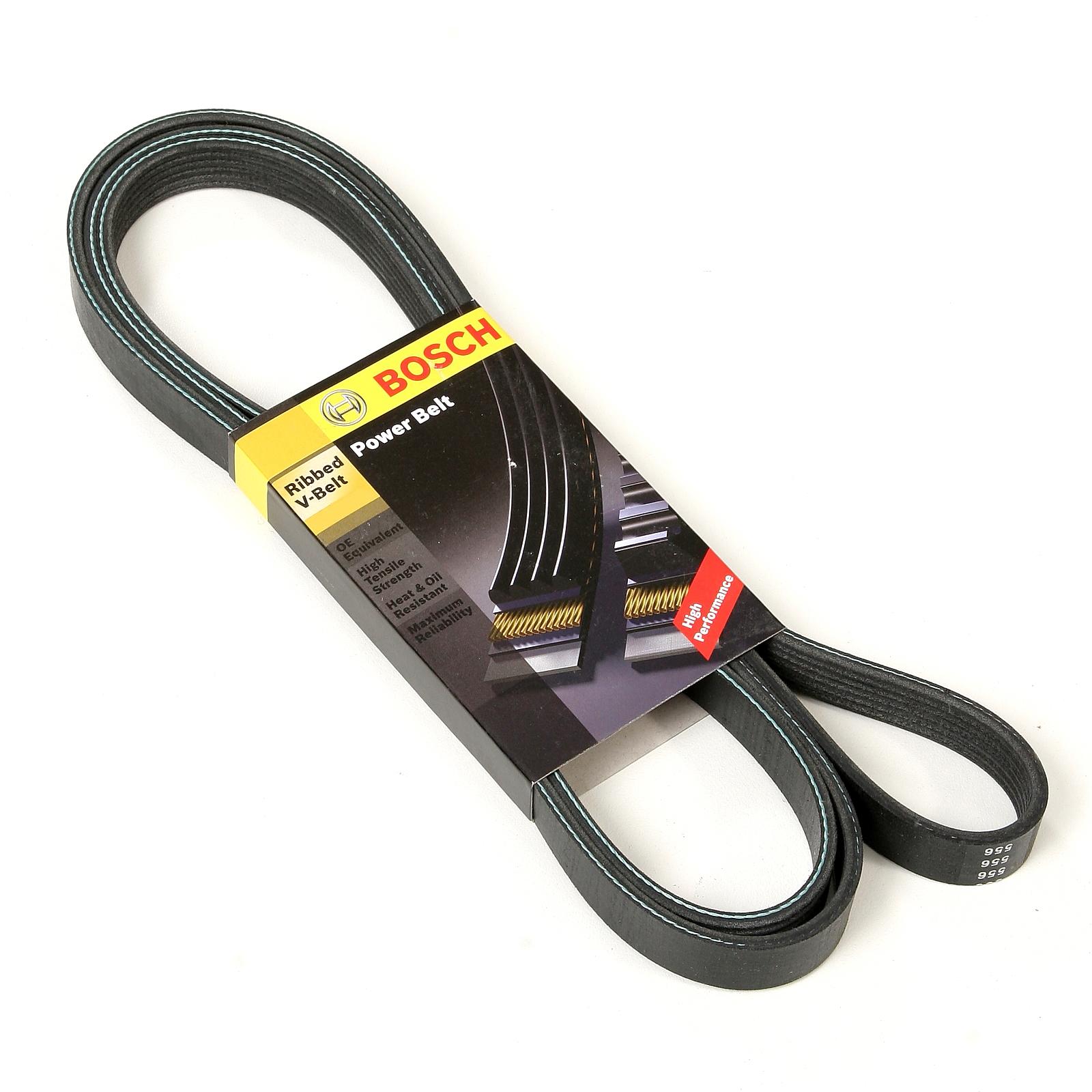 GENUINE GATES Alternator Fan V-Ribbed Drive Belt GAT4PK955