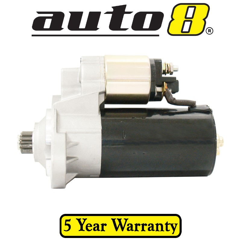 New Starter Motor fits Volkswagon Transporter T4 2.5L Diesel 1999 to /'04 Manual