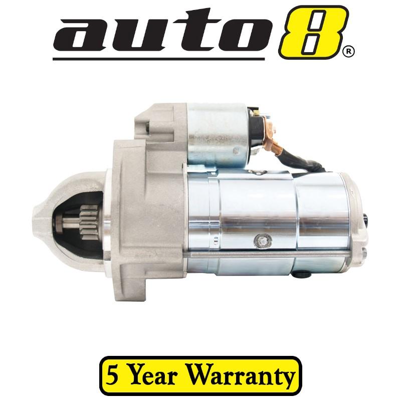 Starter Motor for SSANGYONG RODIUS 2.7 XDI D27DT Diesel