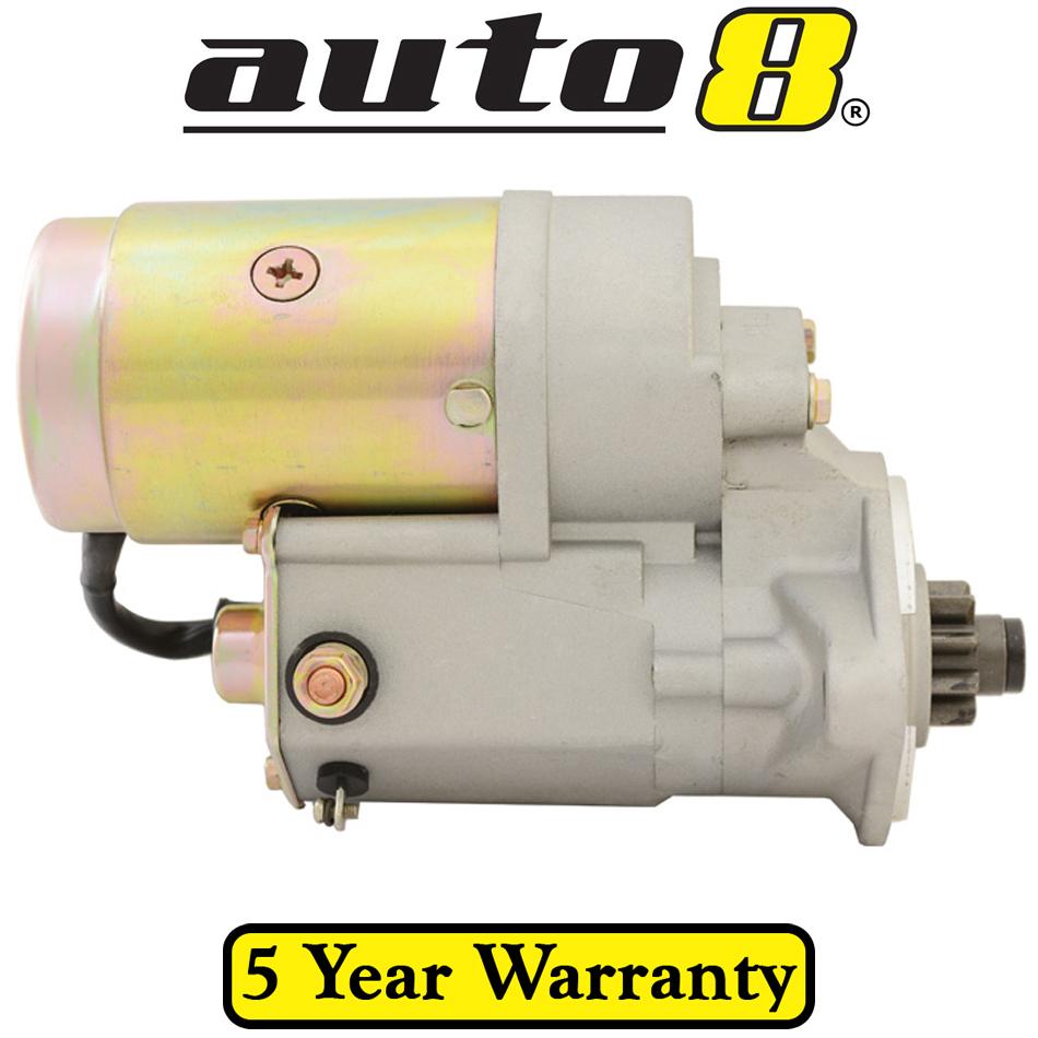 Brand New Starter Motor to fit Daihatsu Delta Dv26 2.5L Diesel DG 1973 to  '77