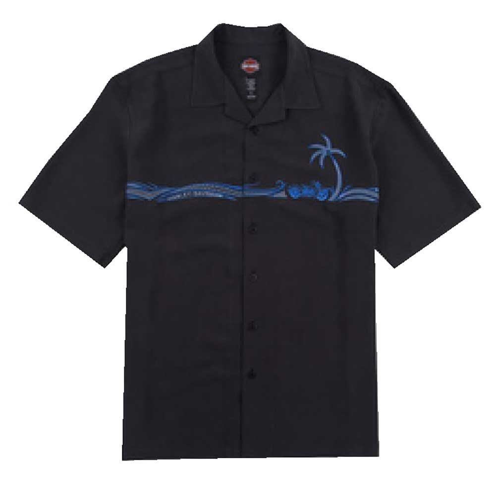 harley-davidson tori richard men's clear horizons shirt, 2 colors