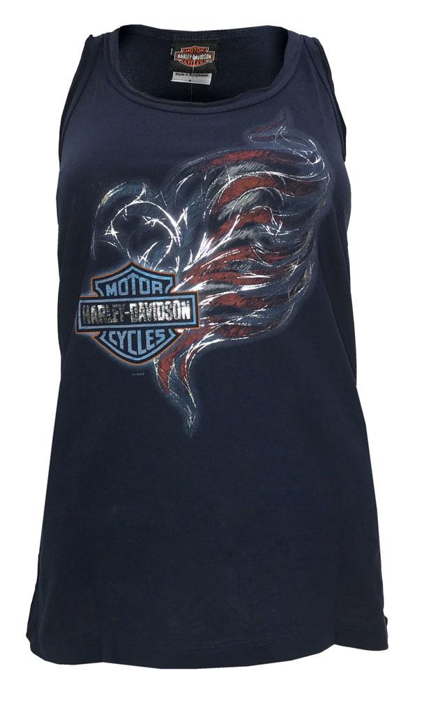 Harley Davidson Sleeveless T Shirts