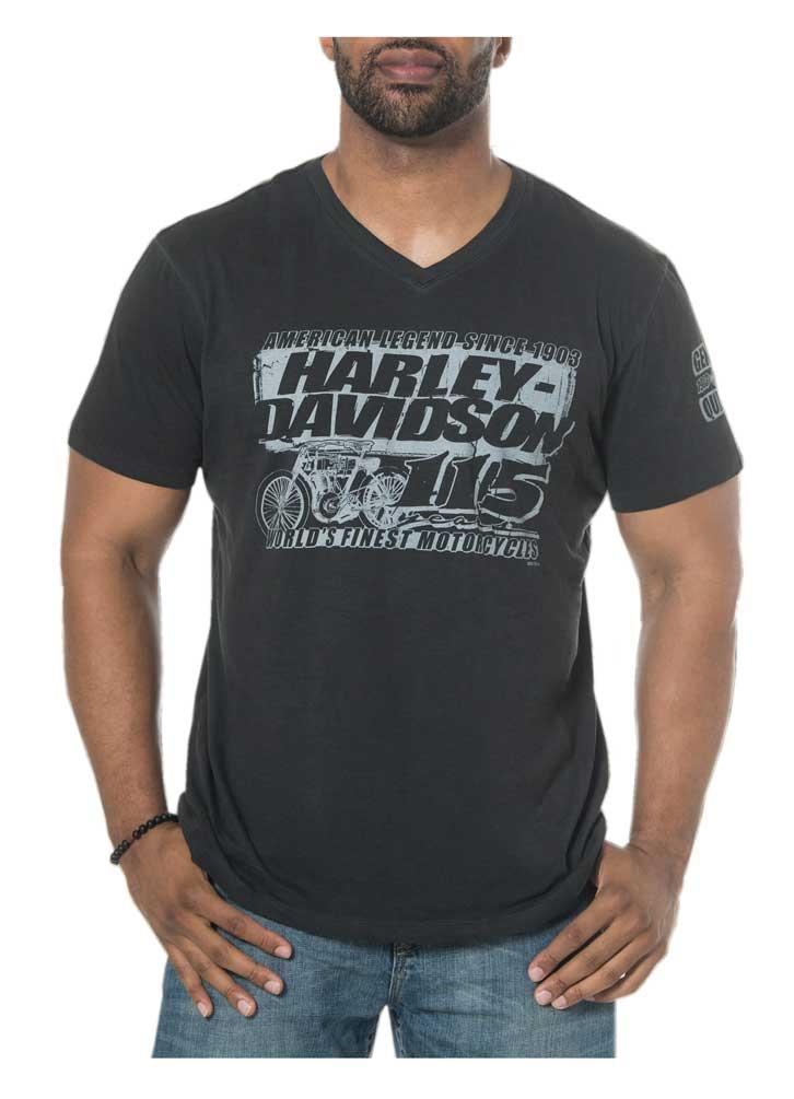 Harley Davidson Men S 115th Anniversary Renaissance V Neck