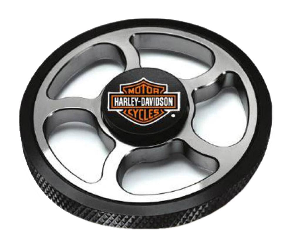 Harley Davidson Motorcycle Bar Shield Logo Neon Table Or: Harley-Davidson Fidget Spinner Bar & Shield Logo Wheel