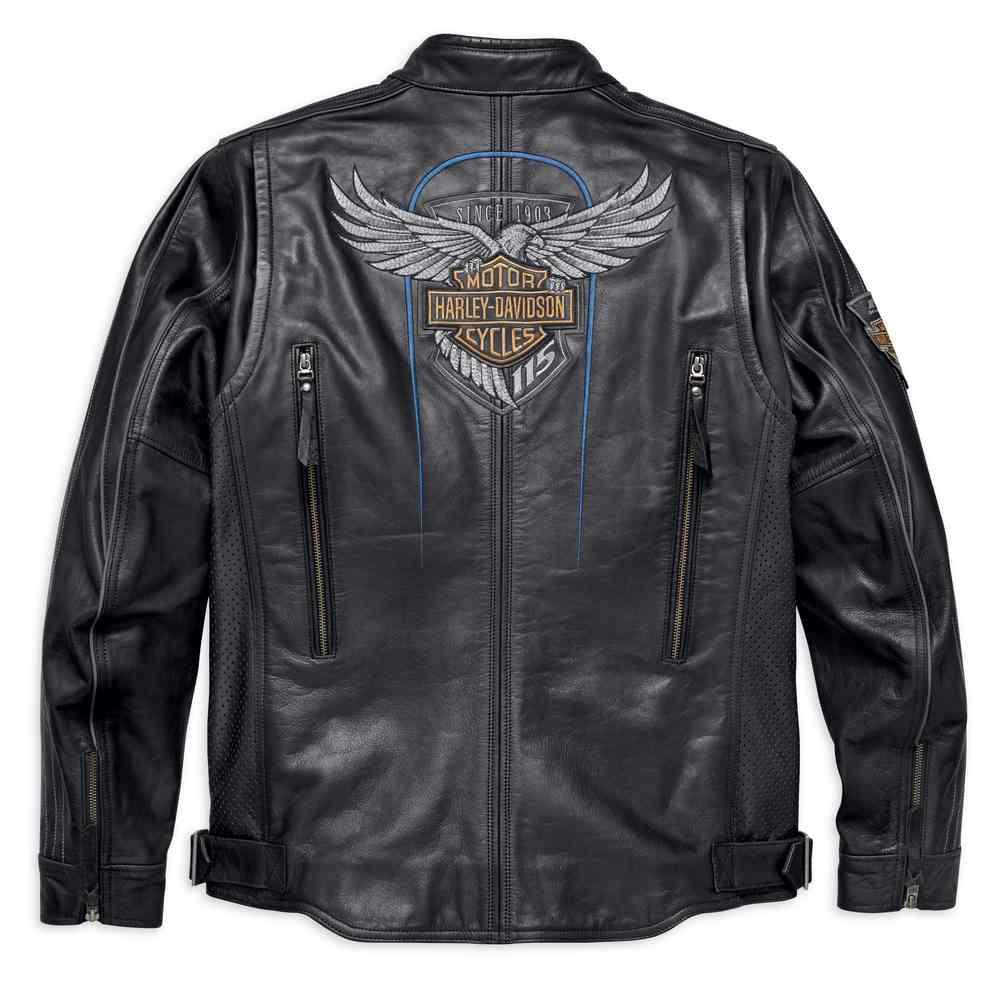 Harley Davidson Mens 115th Anniversary Limited Edition