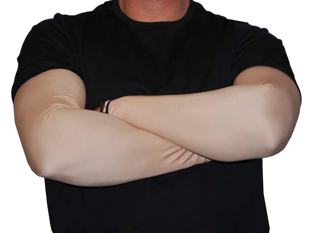 Missing Link SPF 50 Skin Thank A Vet ArmPro Compression Sleeves APTV