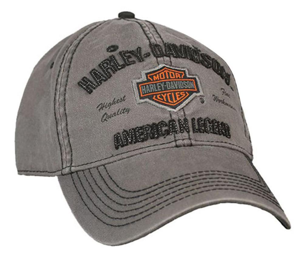 8d0721c97ca harley-davidson men s embroidered bar   shield baseball cap. Download Image  1005 X 845
