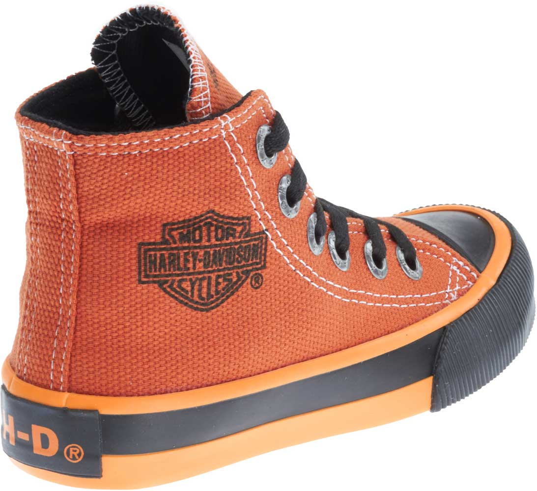 Womens Harley Davidson Canvas Shoes