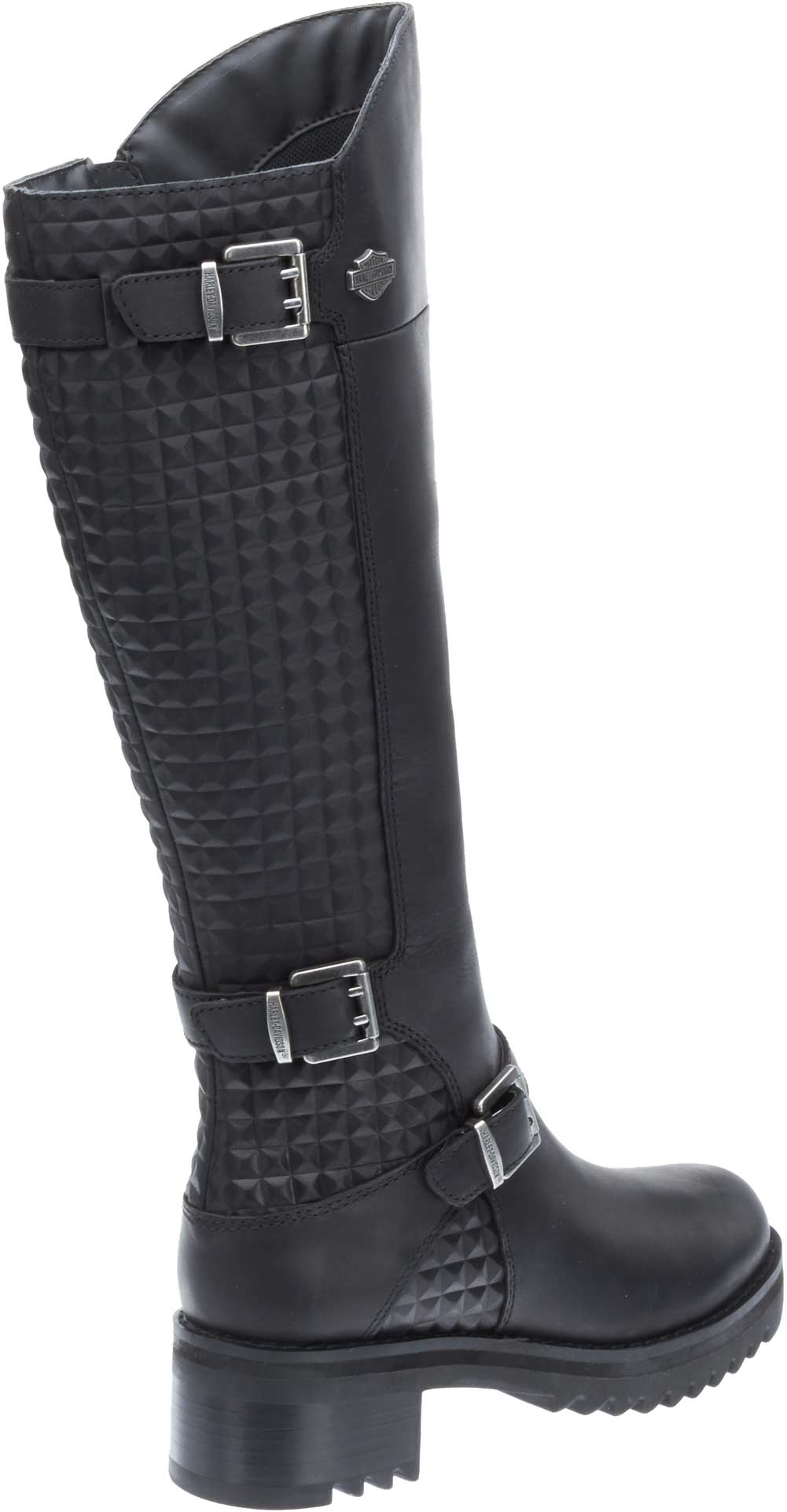 harley davidson s kedvale knee high leather