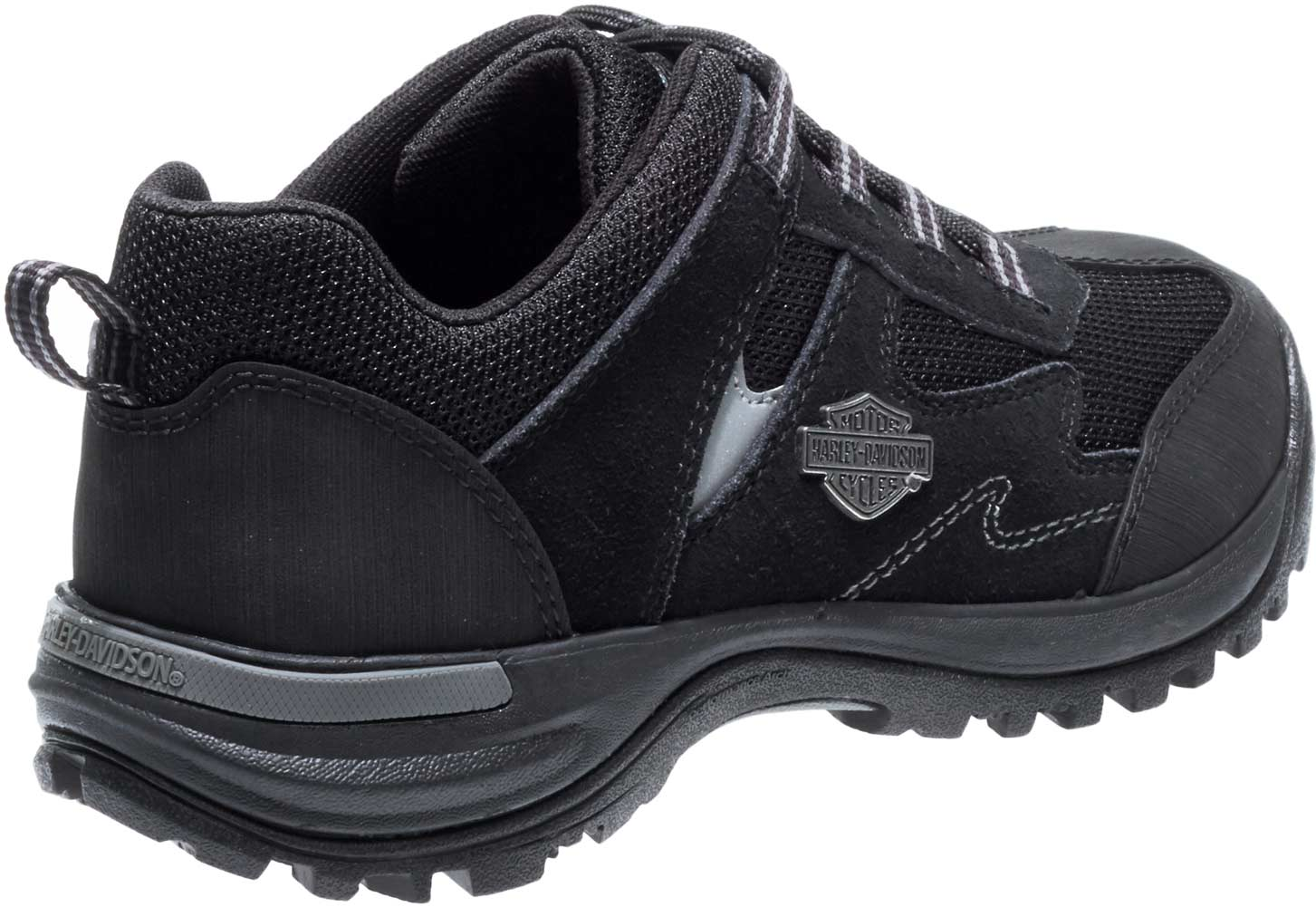 0a9ca696f0a3 Harley-Davidson Women s Wincrest Black or Grey Athletic Shoes D84048 ...