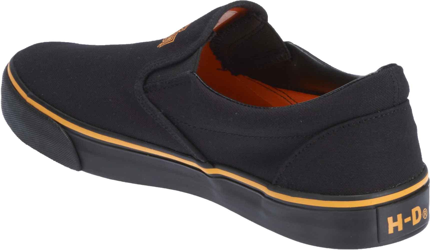 Harley Davidson Slip On Shoes