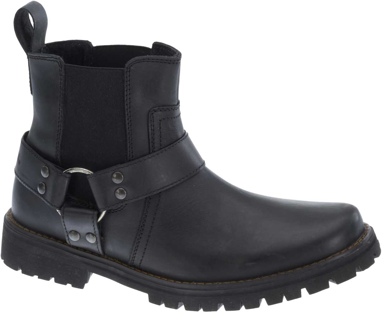 Harley-Davidson Men's Duran Ankle-High Motorcycle Boots ...