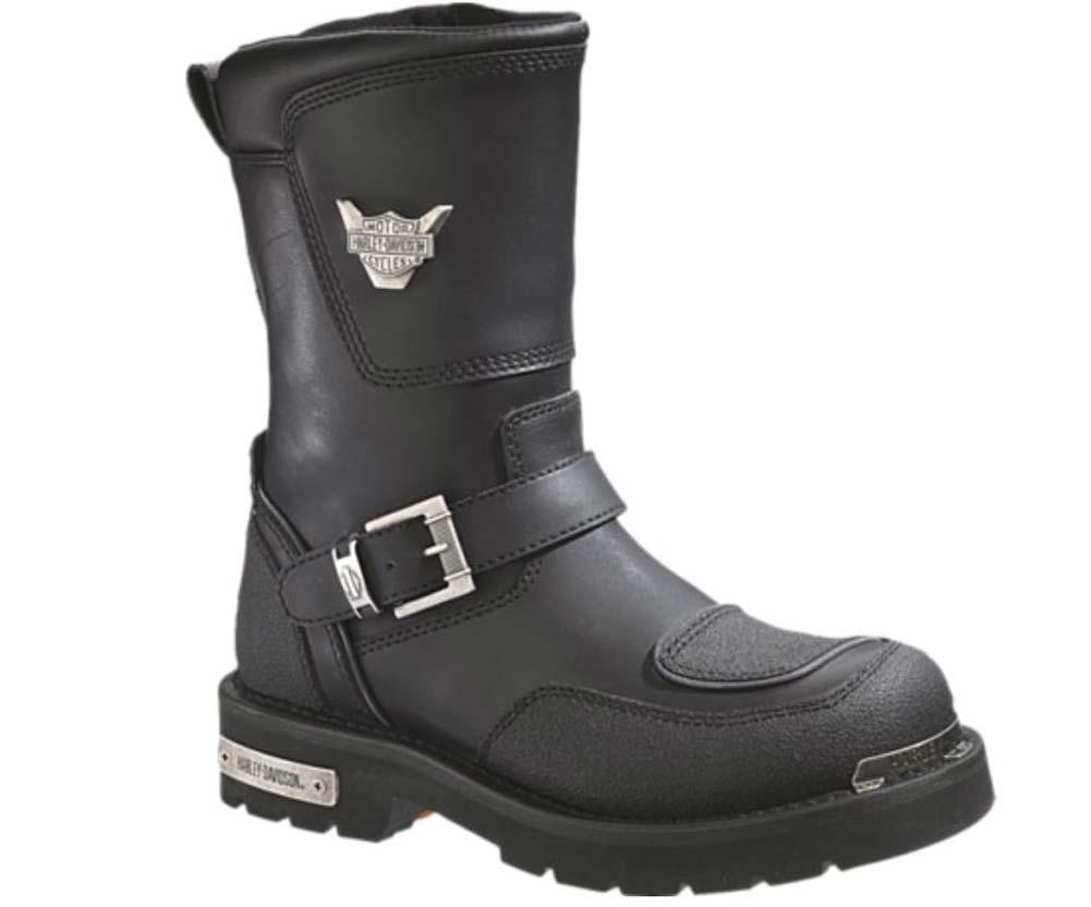 Harley Davidson Harness Skull Boots (con imágenes) | Botas