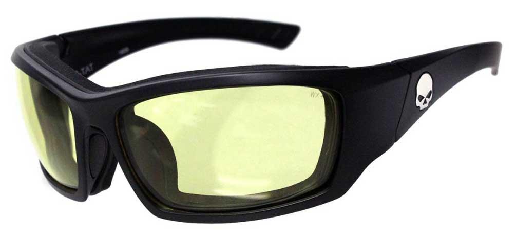 c74b75ab9ef Harley-Davidson Men s Tat Skull Sunglasses