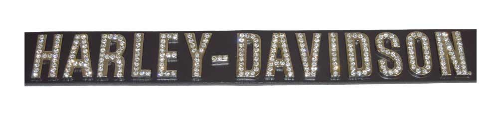 Details about Harley Davidson Women's Belt, Crystal H D Font, Black Leather HDWBT10627