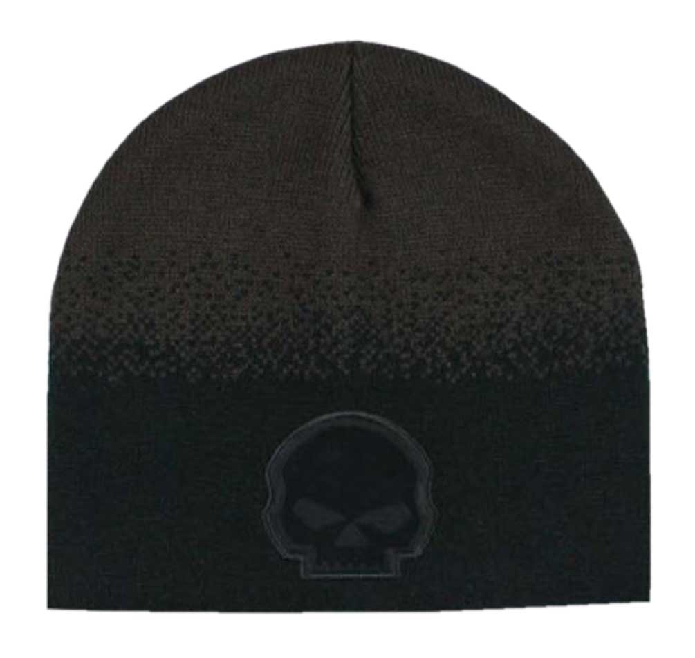 5e33a6fb6ac Harley-Davidson Men s Willie G Skull Knit Beanie Hat