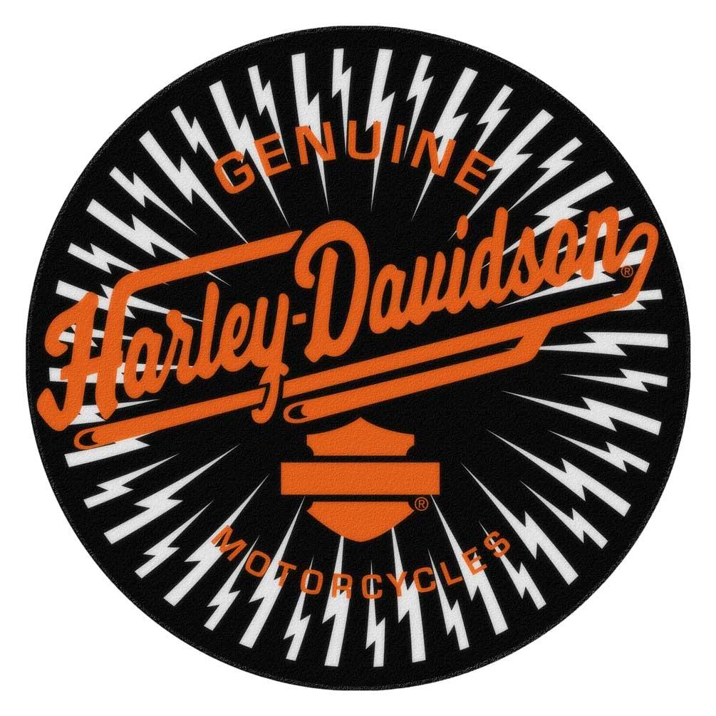 Round Harley Davidson Logo Oveetech Com