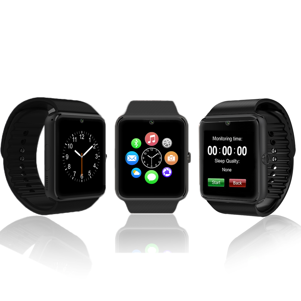 Details About Stylish GSM Wireless Watch Cell Phone W Bluetooth Camera Unlocked ATT T Mobile