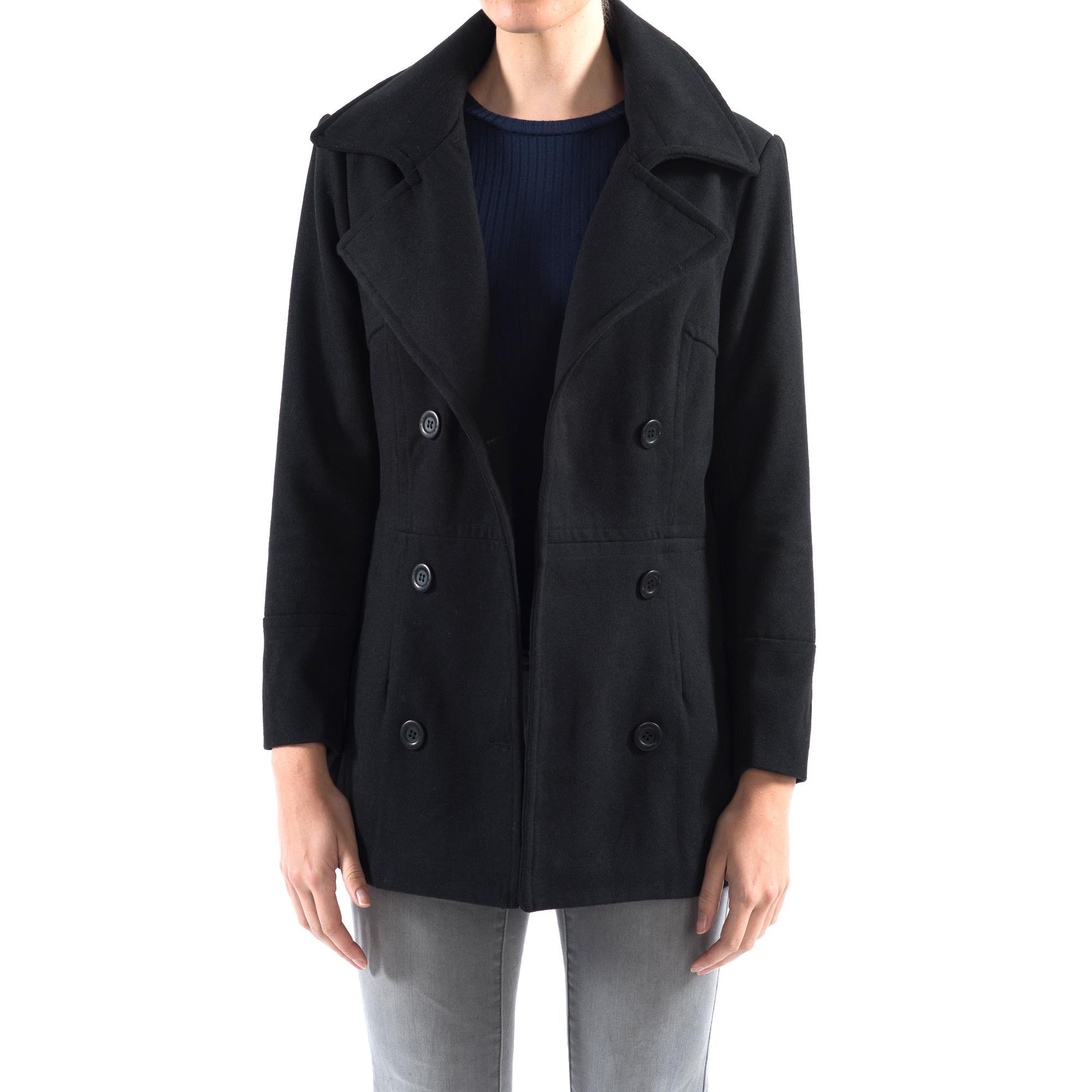 Alpine-Swiss-Emma-Womens-Peacoat-Jacket-Wool-Blazer-Double-Breasted-Overcoat-New thumbnail 15