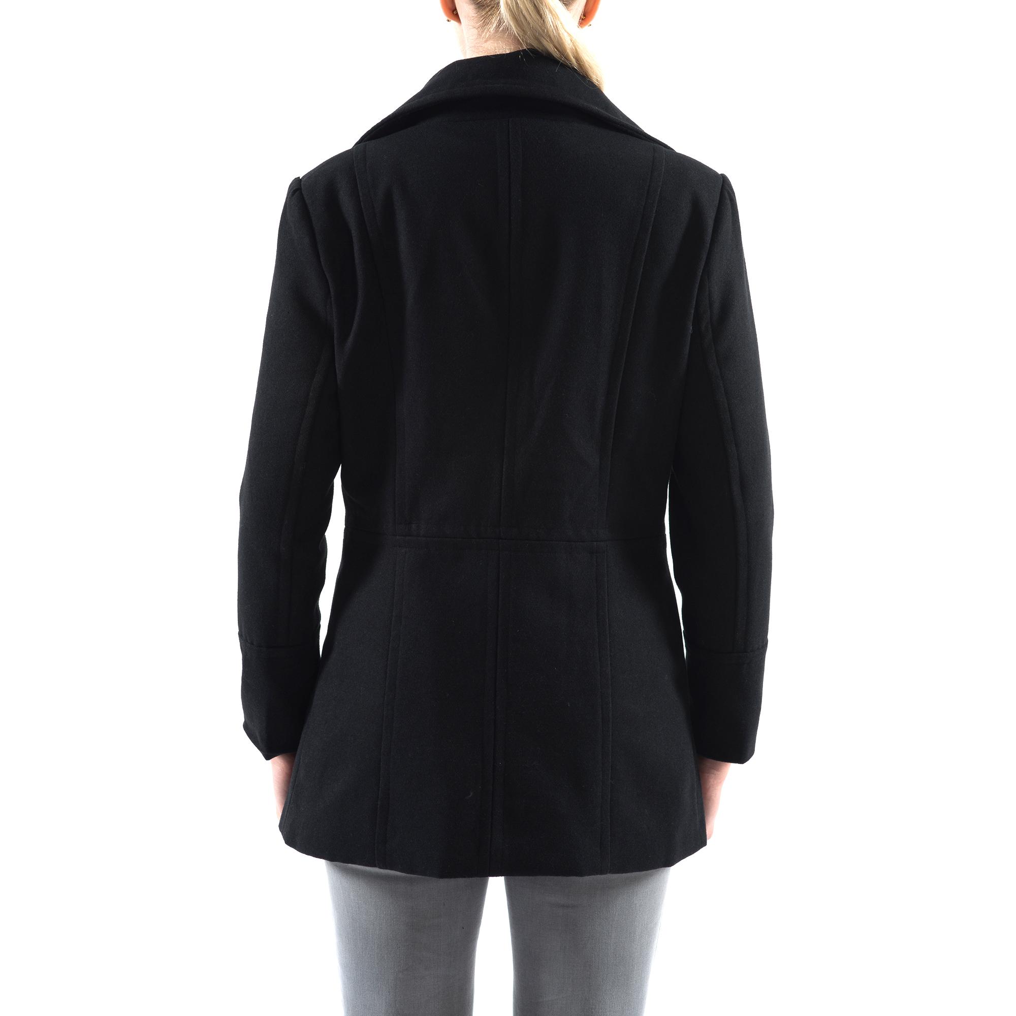 Alpine-Swiss-Emma-Womens-Peacoat-Jacket-Wool-Blazer-Double-Breasted-Overcoat-New thumbnail 19