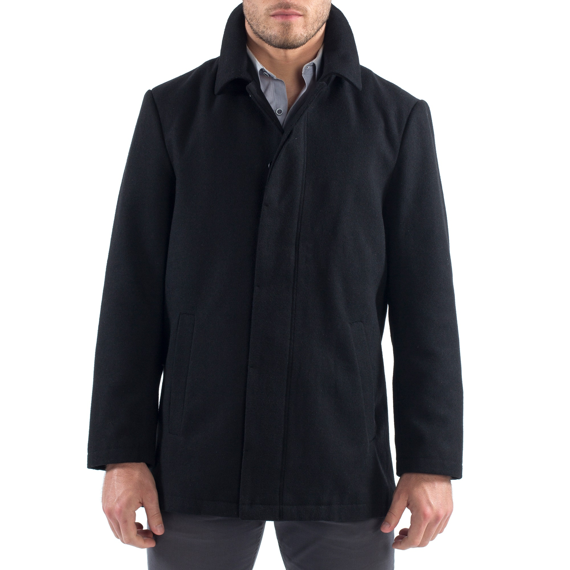 Alpine-Swiss-Vance-Mens-Jacket-Wool-Blend-Button-Up-Coat-Dress-Car-Coat-Blazer thumbnail 18