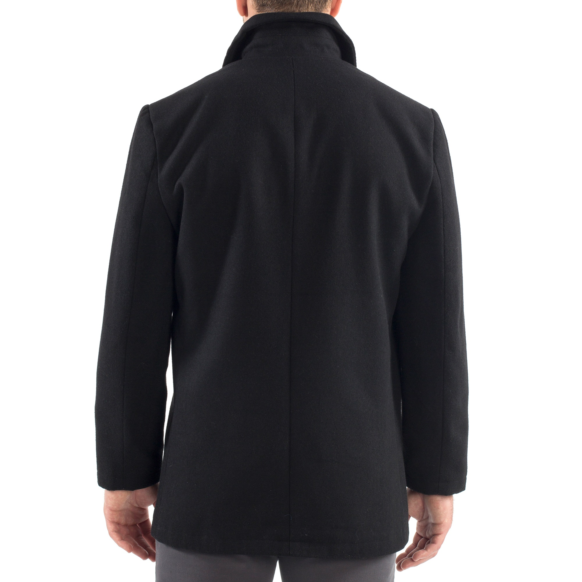 Alpine-Swiss-Vance-Mens-Jacket-Wool-Blend-Button-Up-Coat-Dress-Car-Coat-Blazer thumbnail 19