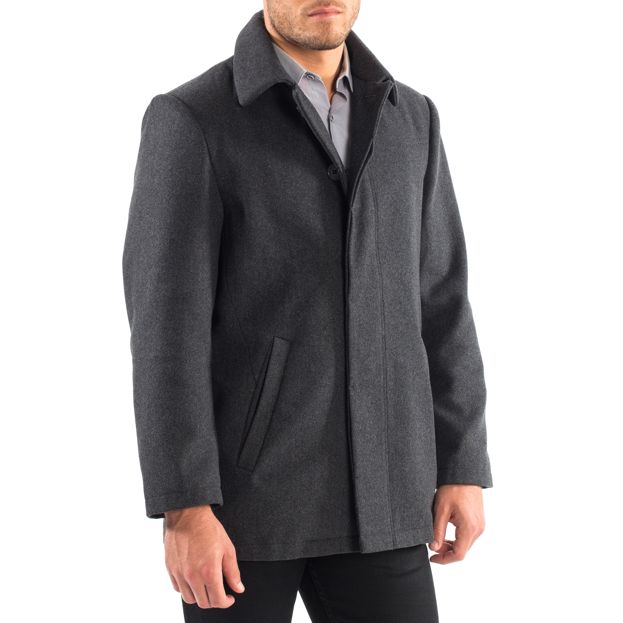 Alpine-Swiss-Vance-Mens-Jacket-Wool-Blend-Button-Up-Coat-Dress-Car-Coat-Blazer thumbnail 25