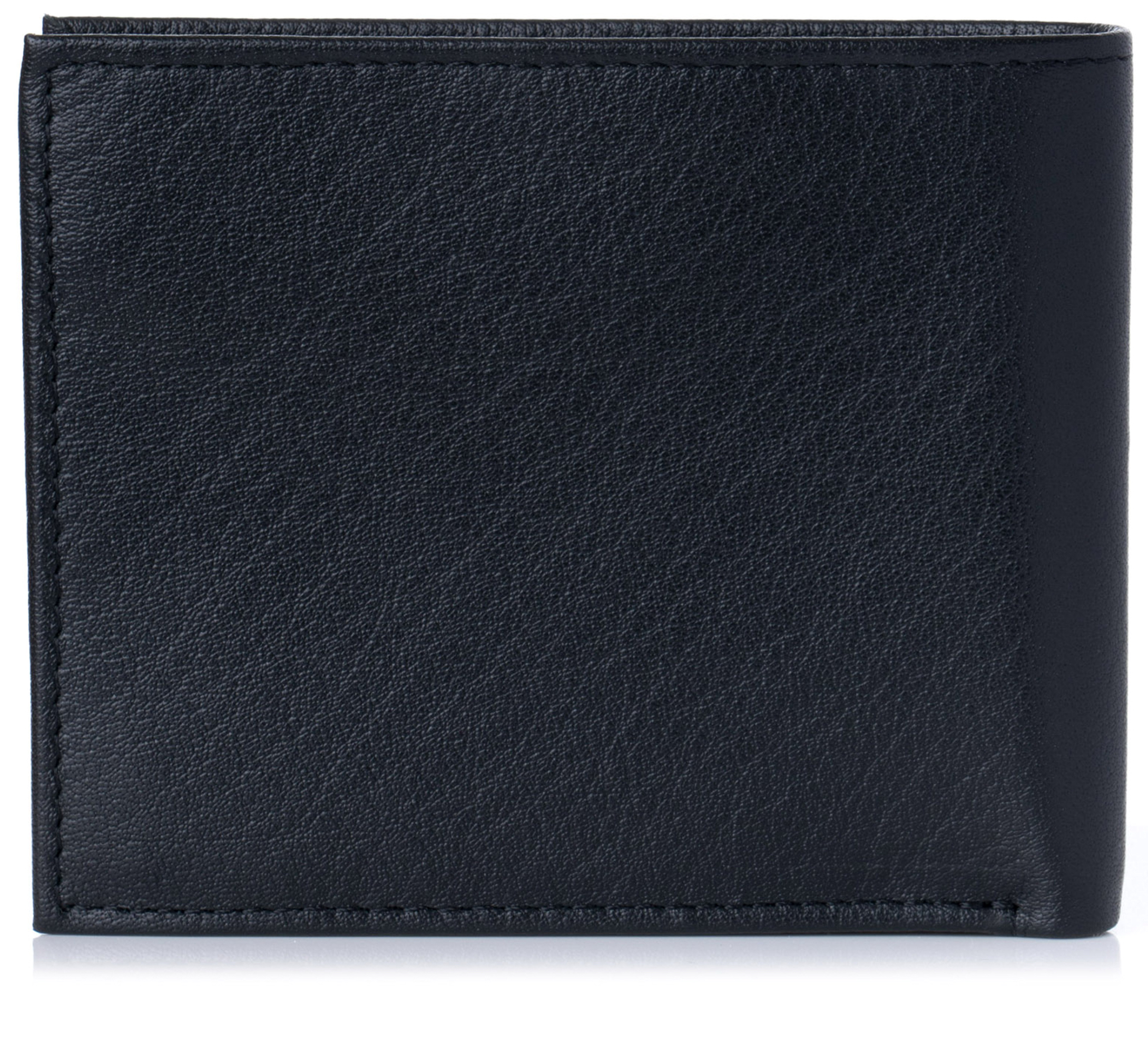 Alpine-Swiss-Mens-Wallet-Genuine-Leather-Divided-Bill-Section-Flipout-ID-Bifold thumbnail 28