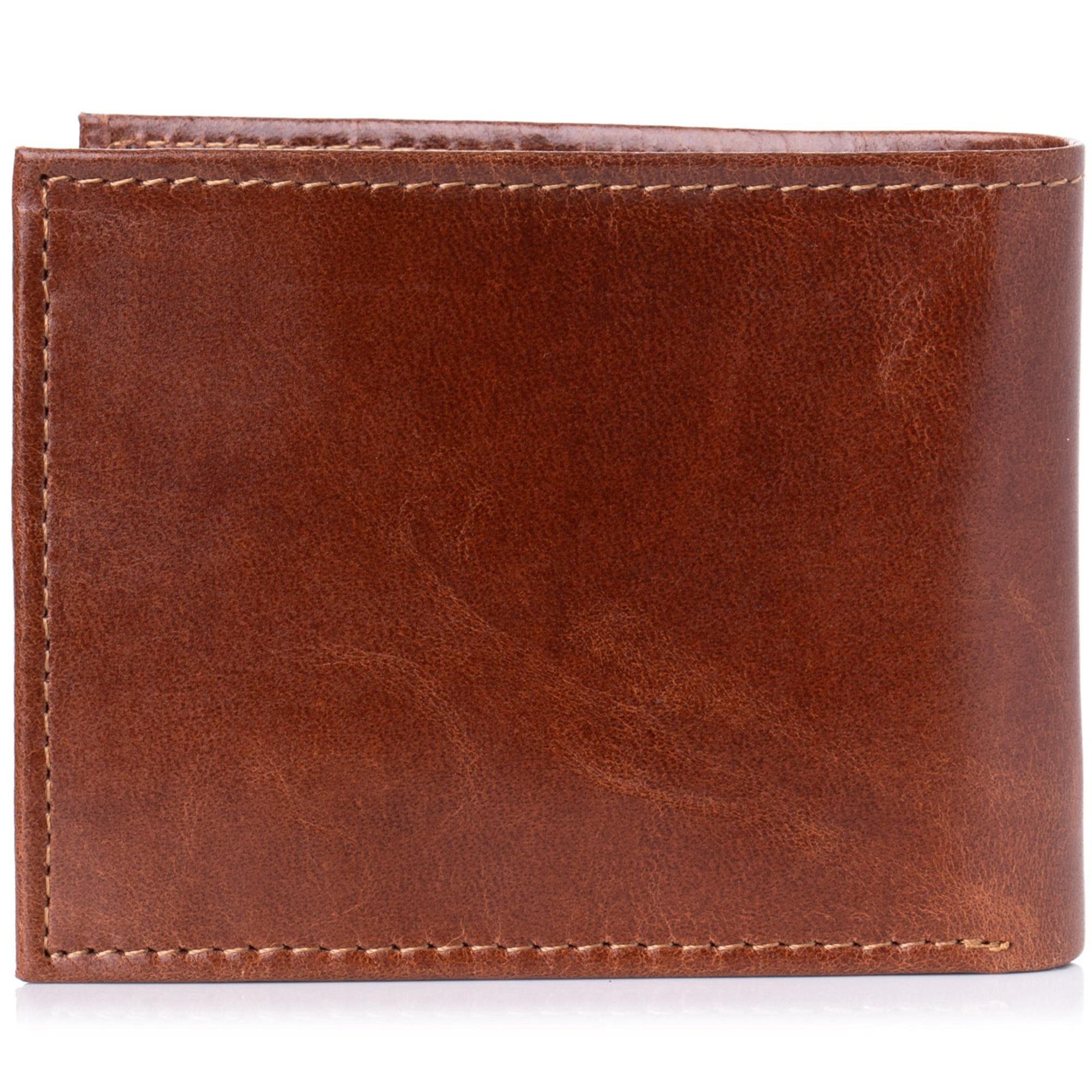 Alpine-Swiss-Mens-RFID-Blocking-Leather-Wallet-Multi-Card-High-Capacity-Bifold thumbnail 29
