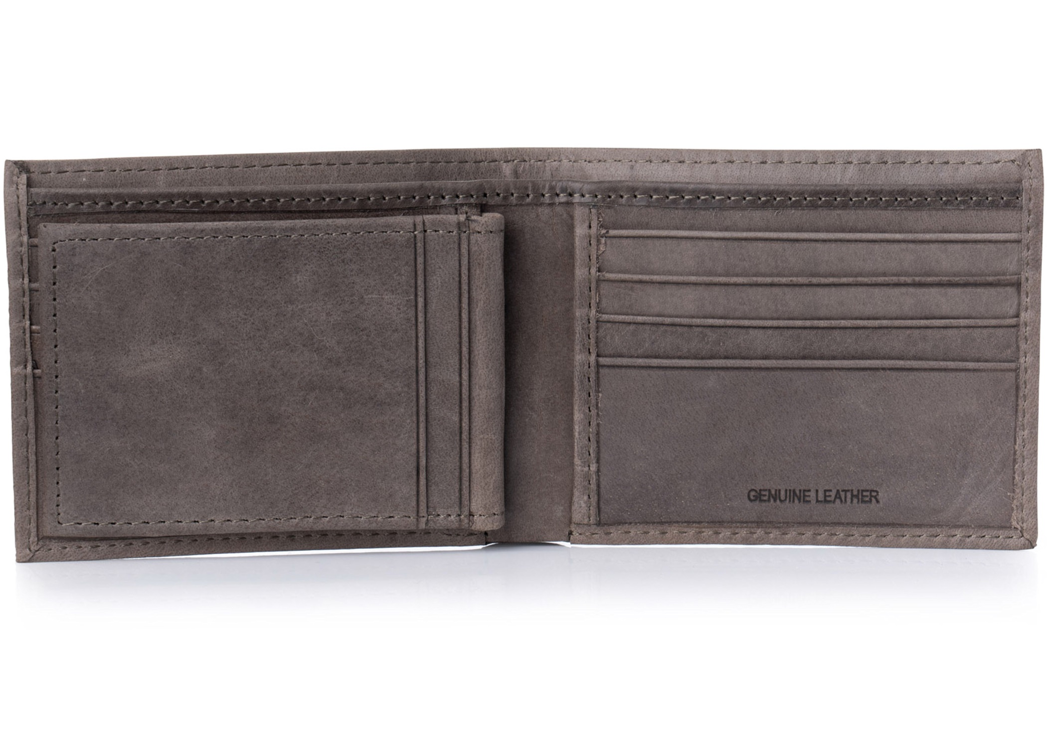 Alpine-Swiss-Mens-Leather-Wallet-Multi-Card-Flip-ID-High-Capacity-Compact-Bifold thumbnail 44