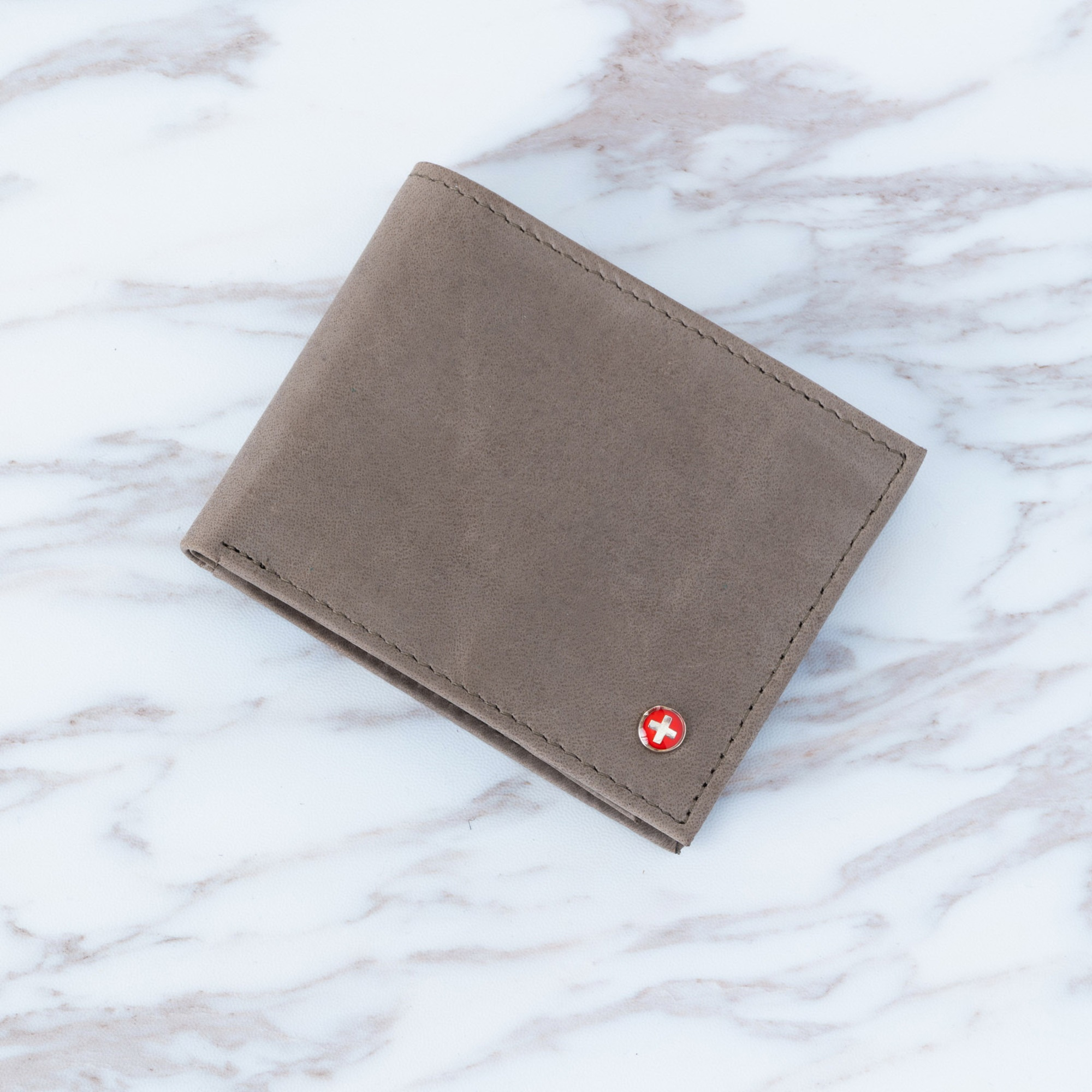 Alpine-Swiss-Mens-Leather-Wallet-Multi-Card-Flip-ID-High-Capacity-Compact-Bifold thumbnail 50