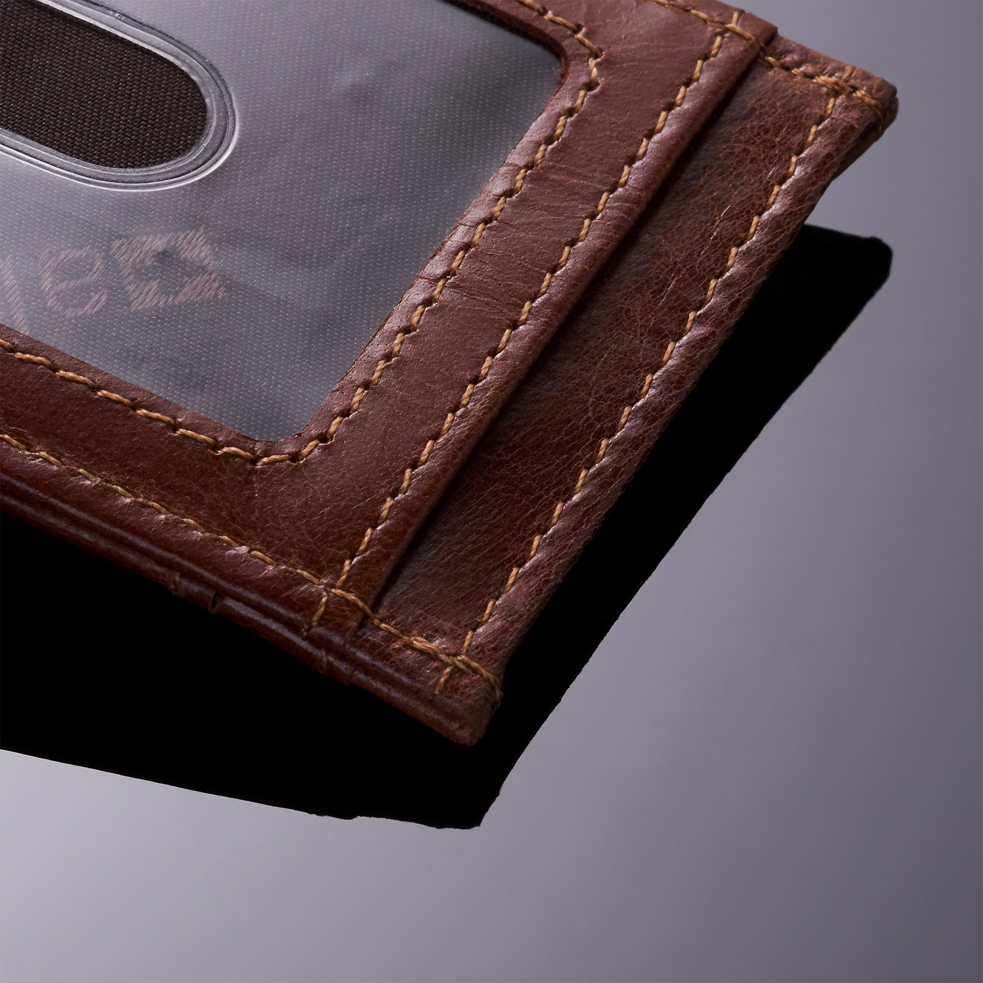 AlpineSwiss-Mens-Leather-Money-Clip-Magnet-Front-Pocket-Wallet-Slim-ID-Card-Case thumbnail 32
