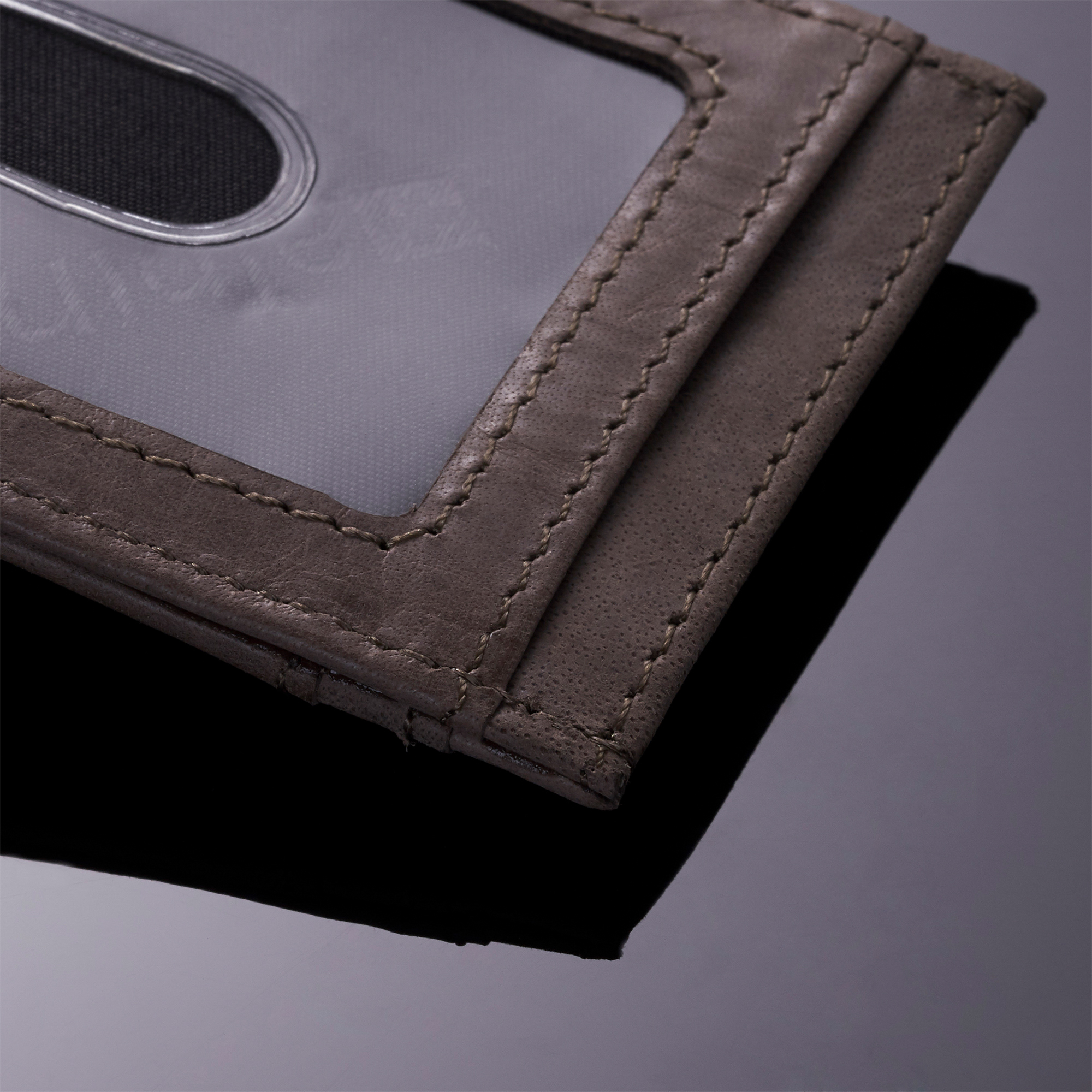 AlpineSwiss-Mens-Leather-Money-Clip-Magnet-Front-Pocket-Wallet-Slim-ID-Card-Case thumbnail 78