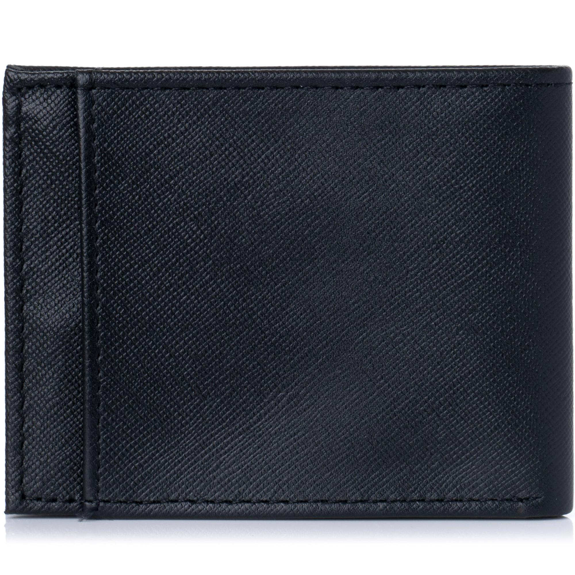 Alpine-Swiss-Mens-Thin-Bifold-Wallet-Top-Grain-Leather-EZ-Access-Outer-Card-Slot thumbnail 49