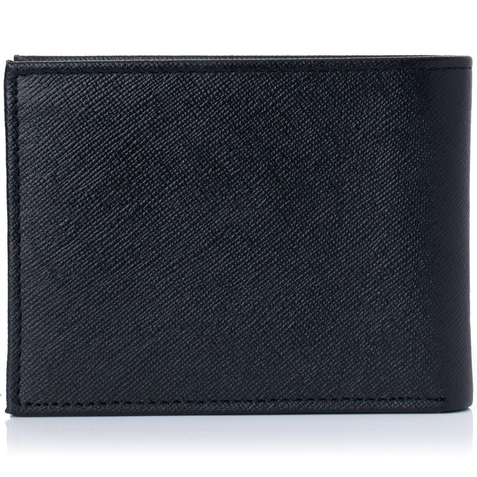 Alpine-Swiss-Mens-Wallet-Genuine-Leather-Removable-ID-Card-Case-Bifold-Passcase thumbnail 45