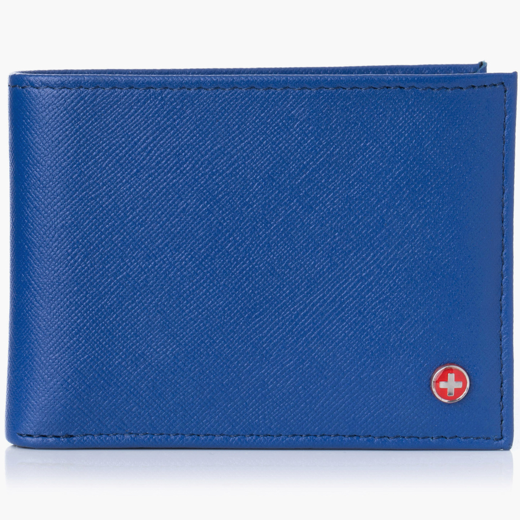 Alpine-Swiss-Mens-Wallet-Genuine-Leather-Removable-ID-Card-Case-Bifold-Passcase thumbnail 54
