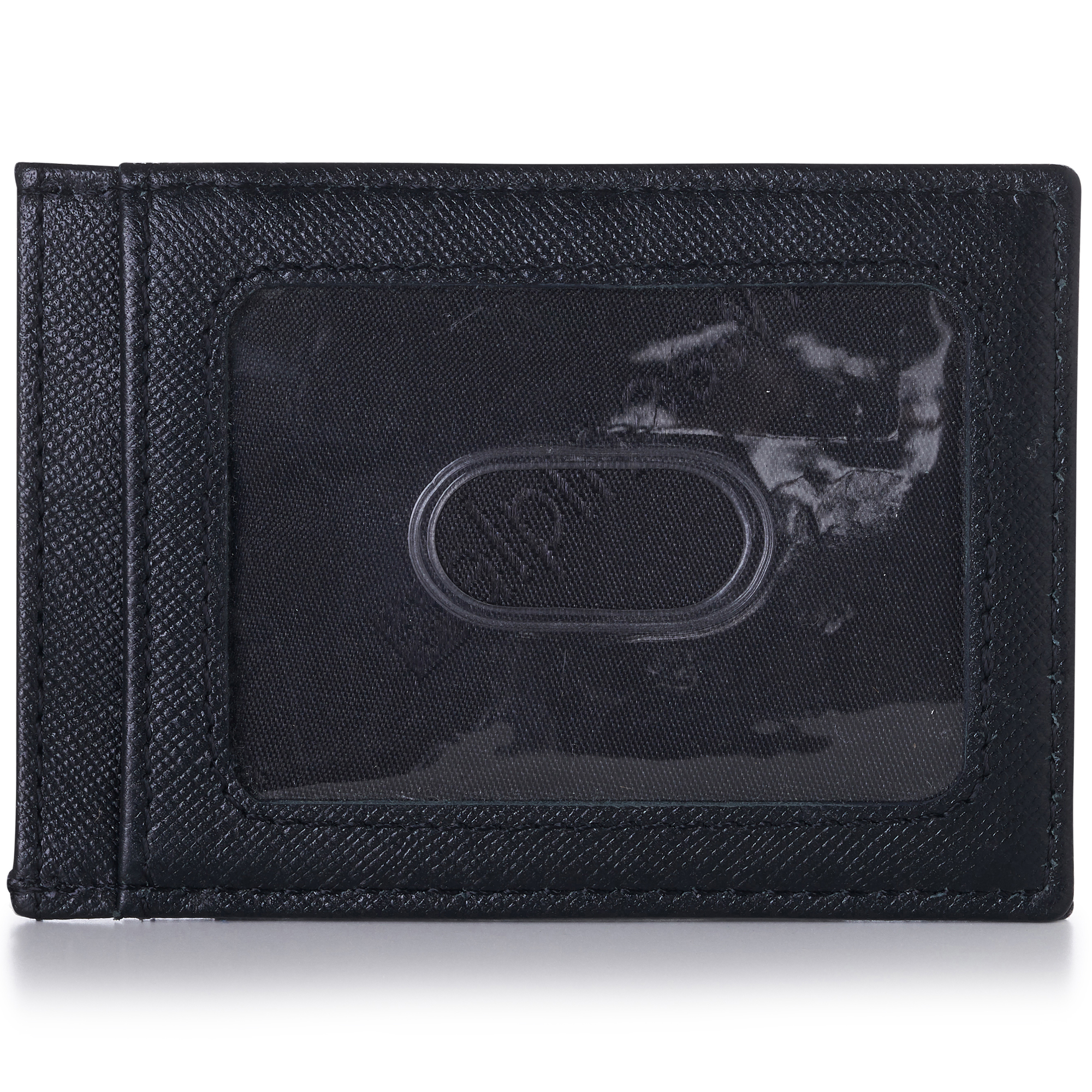 AlpineSwiss-Mens-Leather-Money-Clip-Magnet-Front-Pocket-Wallet-Slim-ID-Card-Case thumbnail 42