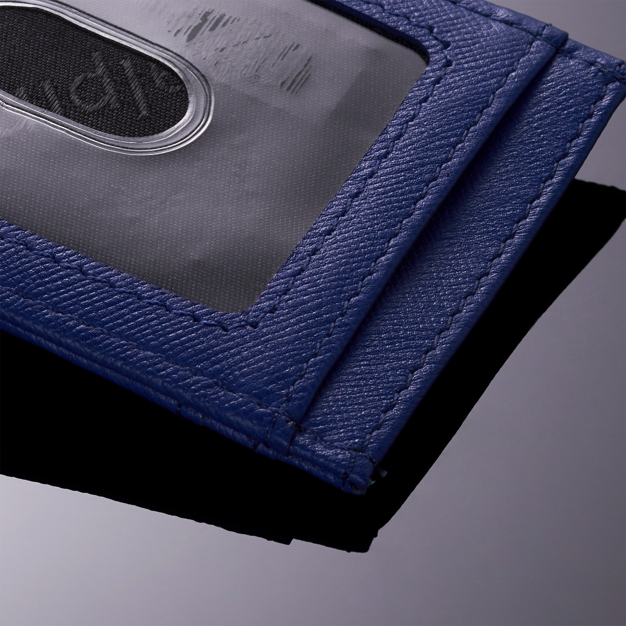 AlpineSwiss-Mens-Leather-Money-Clip-Magnet-Front-Pocket-Wallet-Slim-ID-Card-Case thumbnail 51
