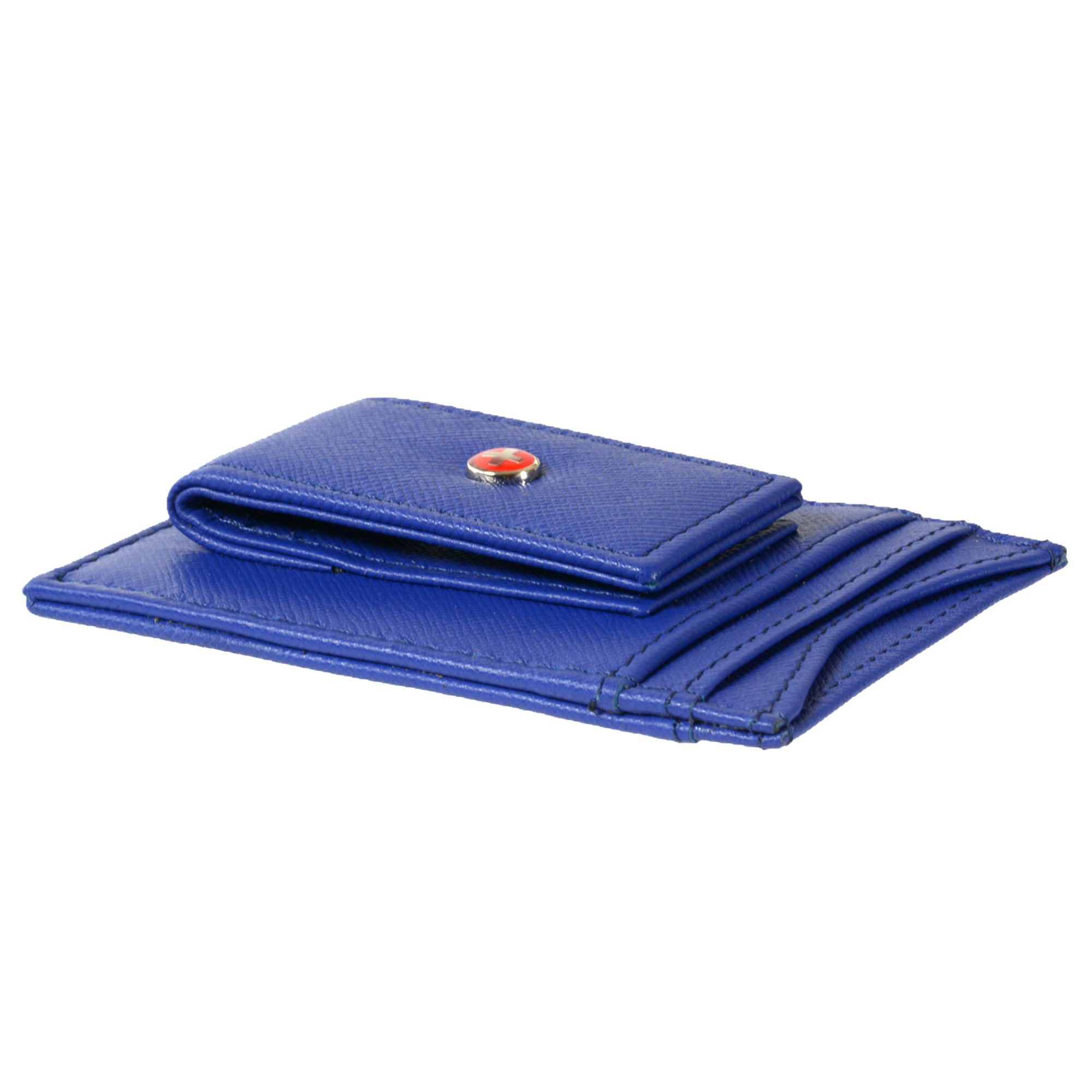 AlpineSwiss-Mens-Leather-Money-Clip-Magnet-Front-Pocket-Wallet-Slim-ID-Card-Case thumbnail 50