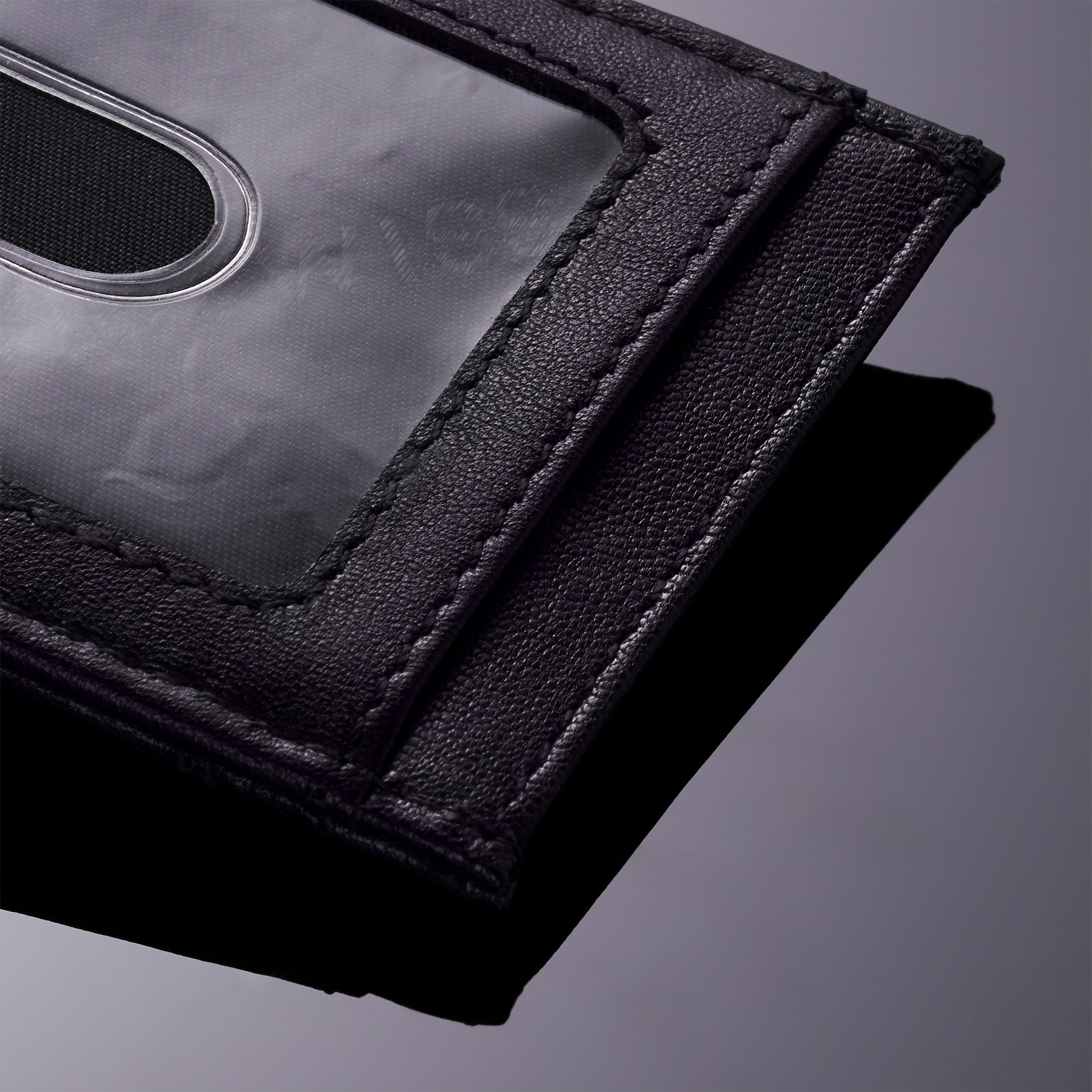 AlpineSwiss-Mens-Leather-Money-Clip-Magnet-Front-Pocket-Wallet-Slim-ID-Card-Case thumbnail 70