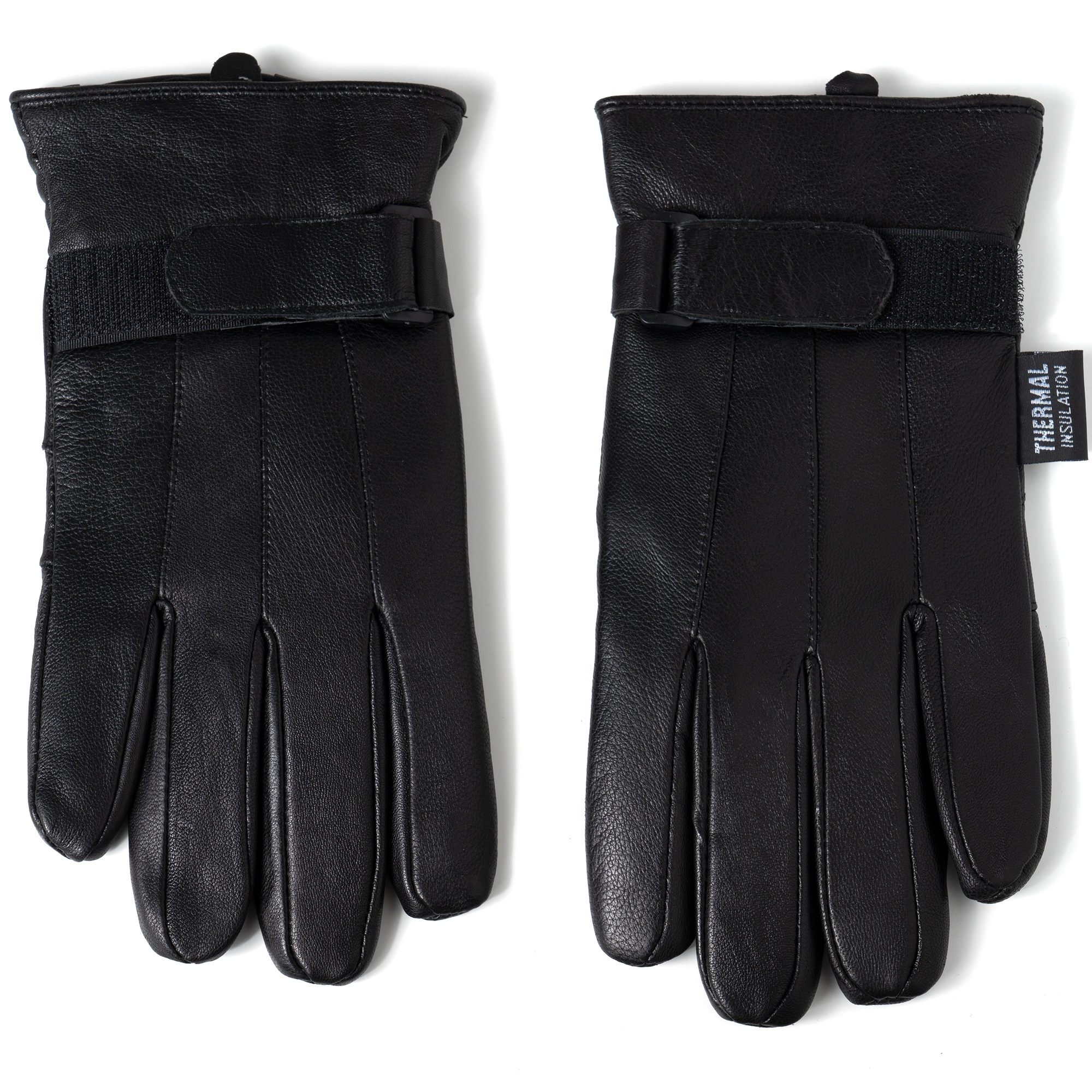 Alpine-Swiss-Mens-Gloves-Dressy-Genuine-Leather-Warm-Thermal-Lined-Wrist-Strap thumbnail 17