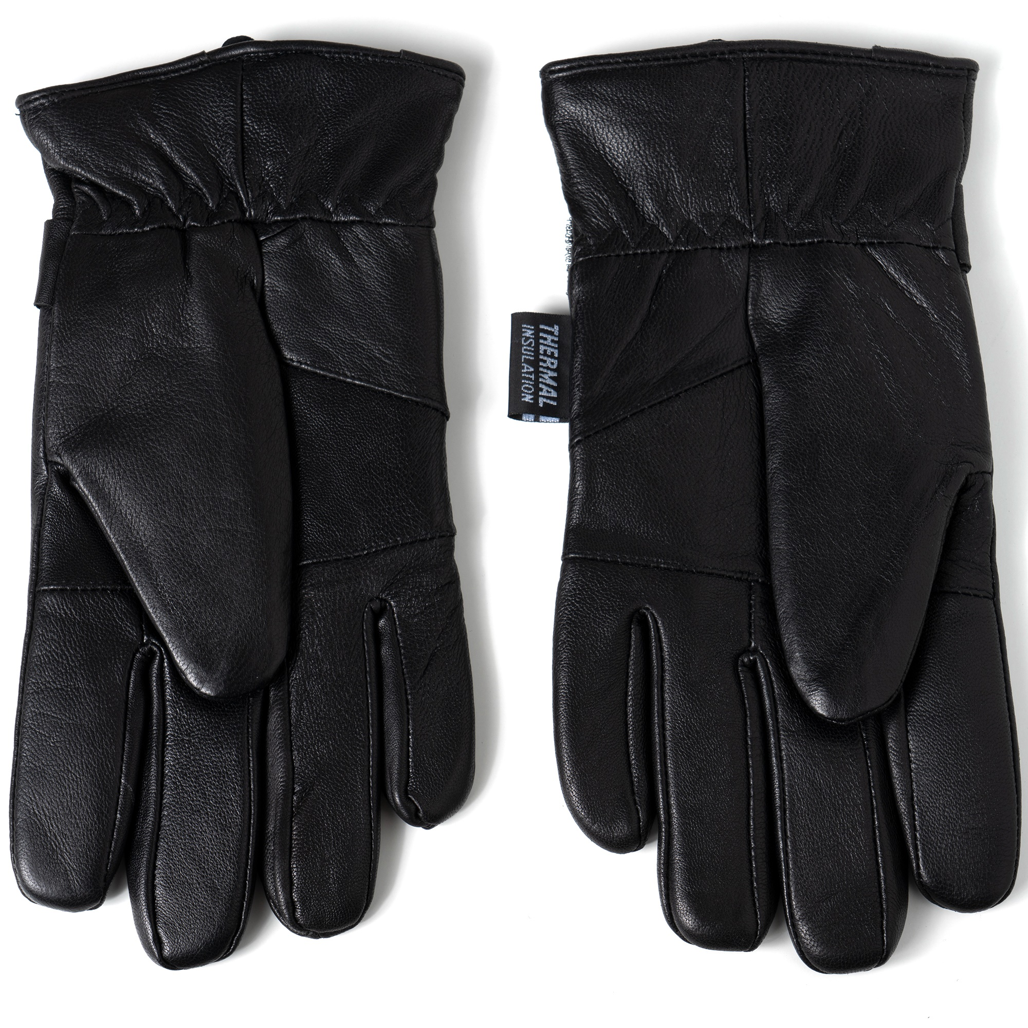 Alpine-Swiss-Mens-Gloves-Dressy-Genuine-Leather-Warm-Thermal-Lined-Wrist-Strap thumbnail 18