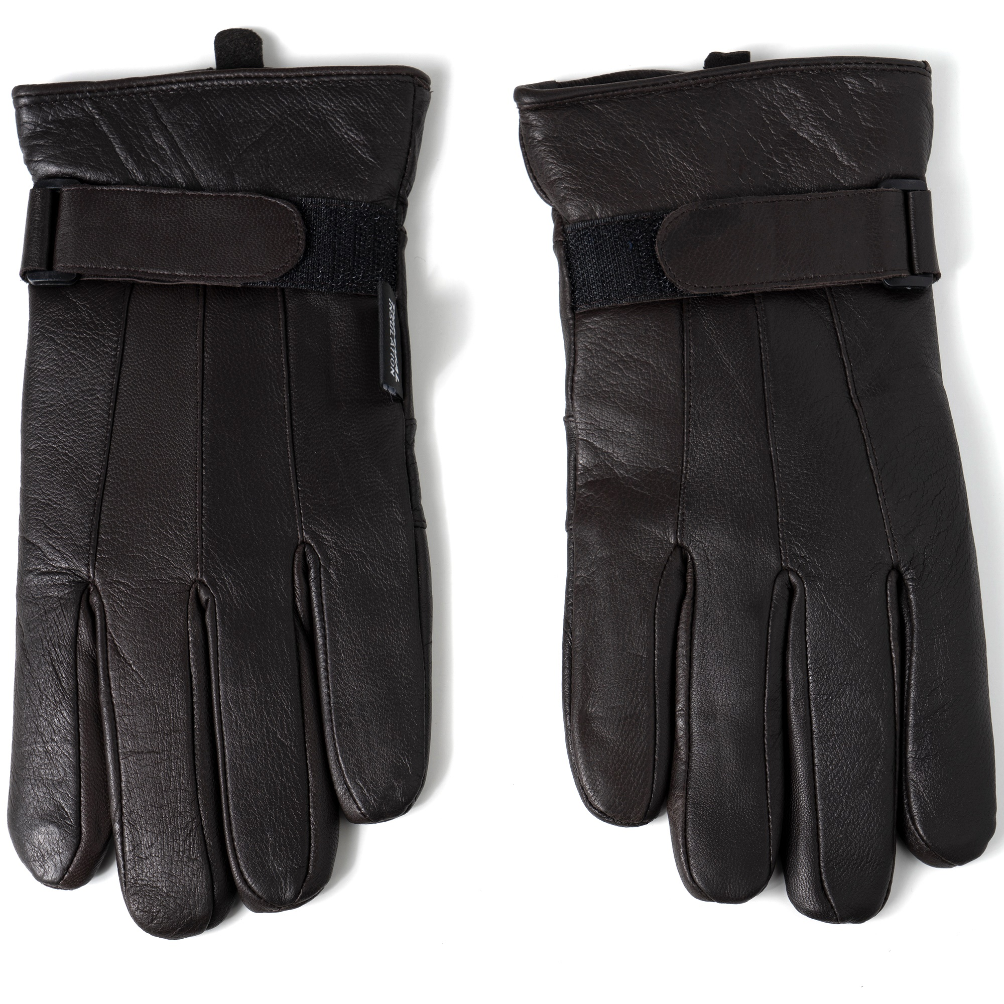 Alpine-Swiss-Mens-Gloves-Dressy-Genuine-Leather-Warm-Thermal-Lined-Wrist-Strap thumbnail 24